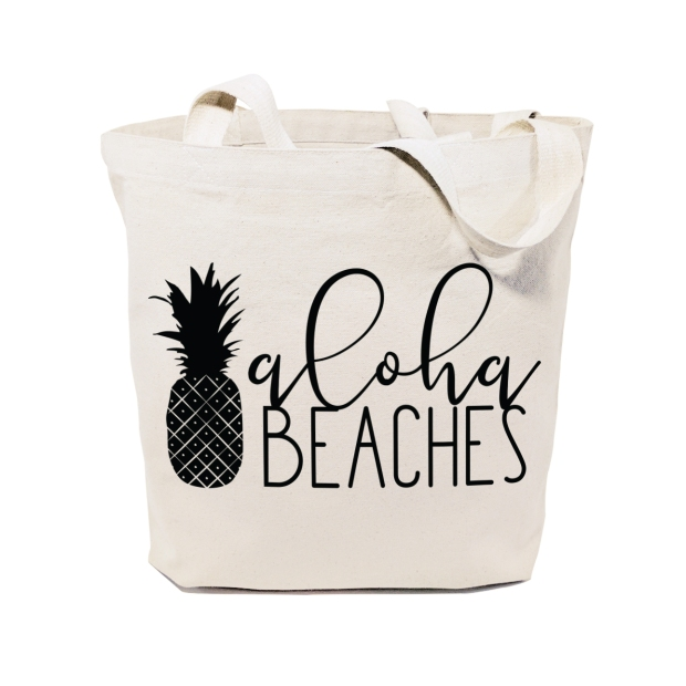 Aloha Beaches, Plain Tote Bag Thumb.jpg